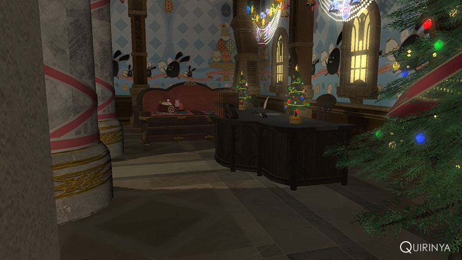 FFXIV Housing - Private Room